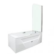 Шторка для ванной Радомир 1500x800