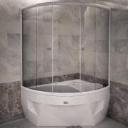 Шторка для ванной Радомир Фиеста