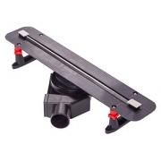 Душевой лоток Pestan Confluo Slim Line 650 с решеткой
