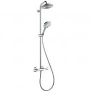 Душевая система Hansgrohe Raindance Select Showerpipe (27115000) (240 мм)