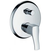 Смеситель Hansgrohe Metris Classic 31485000 для ванны с душем