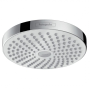 Верхний душ Hansgrohe Croma Select S 2jet (26522400) (180 мм) хром/белый