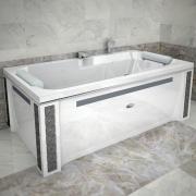 Акриловая ванна Радомир Хельга без гидромассажа