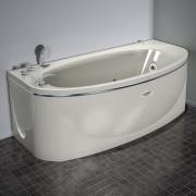 Акриловая ванна Радомир Неаполи White