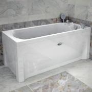 Акриловая ванна Радомир Ника White