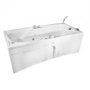 Акриловая ванна Радомир Парма Luxe