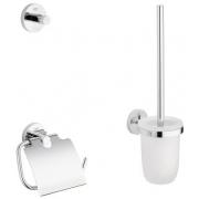 Набор аксессуаров для ванной комнаты Grohe Essentials (40407001)
