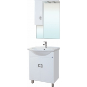 Мебель для ванной Bellezza Миа 65 прямая