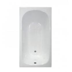 Чугунная Ванна Castalia Classic (130x70)