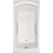 Чугунная ванна Jacob Delafon Biove E2938 170x75 с отверстиями под ручки