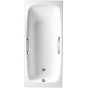 Чугунная ванна Jacob Delafon Diapаson E2926 170x75 с отверстиями под ручки