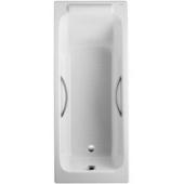 Чугунная ванна Jacob Delafon Parallel E2948 170х70 с отверстиями под ручки