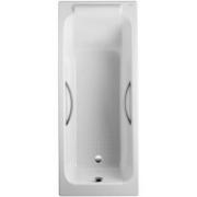 Чугунная ванна Jacob Delafon Parallel E2949 150х70 с отверстиями под ручки