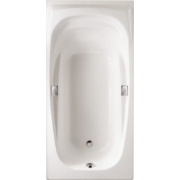 Чугунная ванна Jacob Delafon Super-Repos E2902 180x90 с отверстиями под ручки