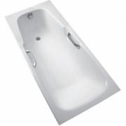 Чугунная ванна Престиж (170x70) с отверстиями под ручки