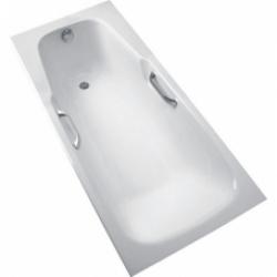 Чугунная ванна Престиж (170x75) с отверстиями под ручки