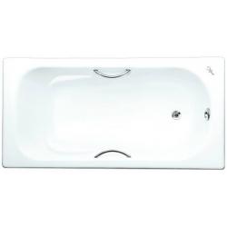 Maroni Ванна чугунная Colombo 1500x750 с ручками (445974)
