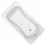 Чугунная ванна Tivoli Classic (150x75)