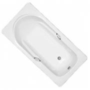 Чугунная ванна Tivoli Oda (150x75) с отверстиями под ручки