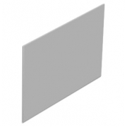 Боковой экран для ванны Kolpa San Accordo (правый)