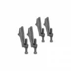 Комплект ножек для ванны регулируемые Универсал
