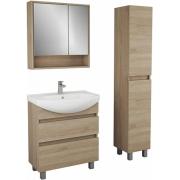 Мебель для ванной Alvaro Banos Toledo 75 дуб сонома