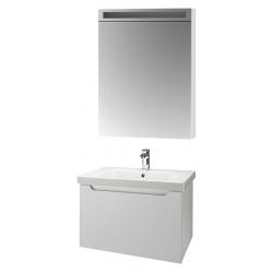 """Dreja Мебель для ванной """"Color 60"""" белый глянец"""