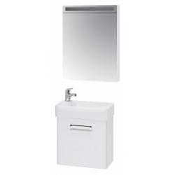 """Dreja Мебель для ванной """"Door 44"""" белая"""