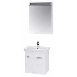 """Dreja Мебель для ванной """"Door 60"""" белая"""