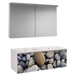 "Dreja Мебель для ванной ""Image 120"" stone"