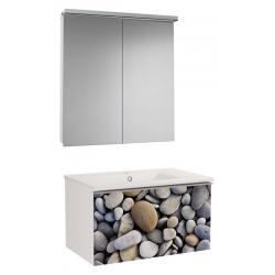 "Dreja Мебель для ванной ""Image 75"" stone"
