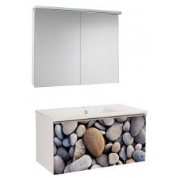 "Dreja Мебель для ванной ""Image 90"" stone"