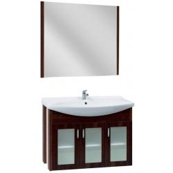 """Dreja Мебель для ванной """"La Futura 105"""" венге"""