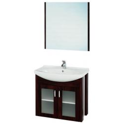"""Dreja Мебель для ванной """"La Futura 75"""" венге"""