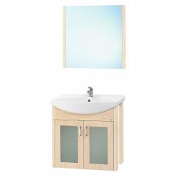 "Dreja Мебель для ванной ""La Futura 85"" береза"