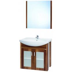 """Dreja Мебель для ванной """"La Futura 85"""" слива"""