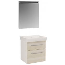 "Dreja Мебель для ванной ""Q max 60"" береза"