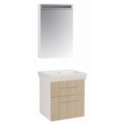 """Dreja Мебель для ванной """"Q max 60"""" paluba"""