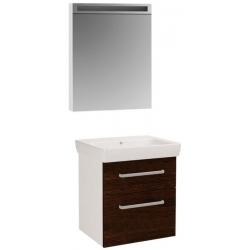 """Dreja Мебель для ванной """"Q max 60"""" венге"""