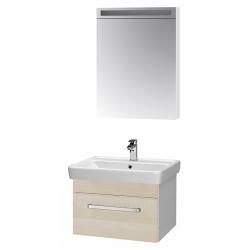 """Dreja Мебель для ванной """"Q uno 60"""" береза"""