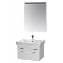 """Dreja Мебель для ванной """"Q uno 70"""" белый"""