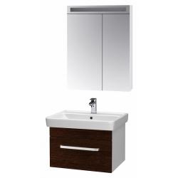 """Dreja Мебель для ванной """"Q uno 70"""" венге"""