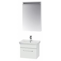 """Dreja Мебель для ванной """"Solo 55"""" белый"""