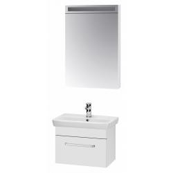 """Dreja Мебель для ванной """"Solo 60"""" белый"""