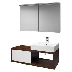 """Dreja Мебель для ванной """"Storm 120"""" Kube R"""