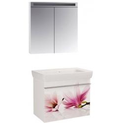"Dreja Мебель для ванной ""Vision 80"" orchidej"