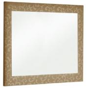 "Dreja Зеркало для ванной ""Ornament 120"" бронза"