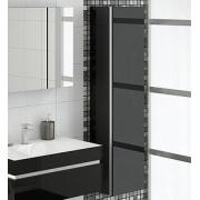 Шкаф-пенал Ingenium Axioma 35 черный глянец R