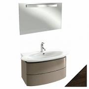 Мебель для ванной Jacob Delafon Presquile 100 палисандр, 2 ящика
