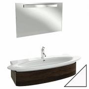 Мебель для ванной Jacob Delafon Presquile 130 белый